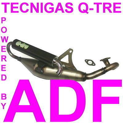 Peugeot Speedfight 2 50 AC  Tecnigas Silent Pro Exhaust System